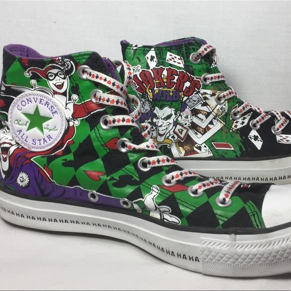 ec1dea0c9c8 Converse Shoes - Converse All Star Chuck Taylor Joker Hi-T